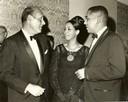 Nicholas de B. Katzenbach, Janice Terry, Wallace Terry - thumbnail