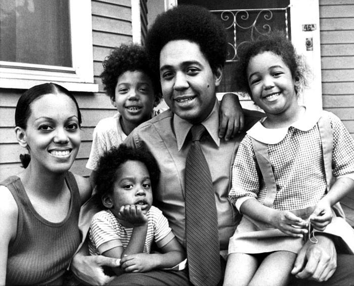 Terry Family, Cambridge, Massachusetts - 1970 - big