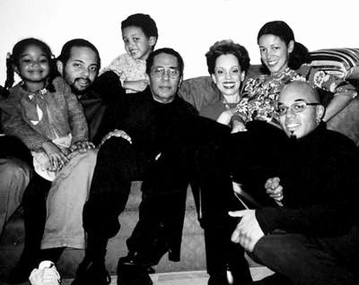 Terry Family, Christmas - 2002 - small