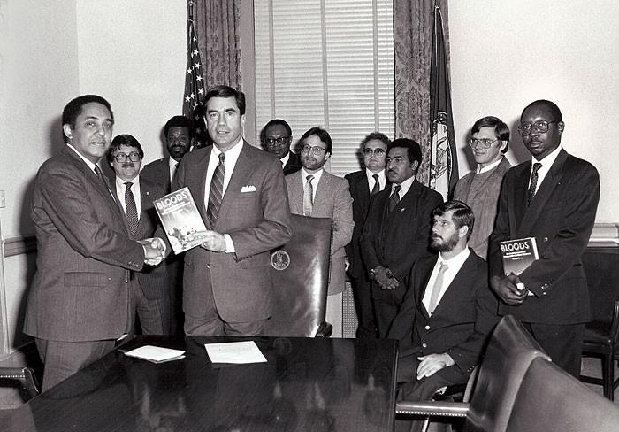 Chuck Robb Governor of Virginia - big